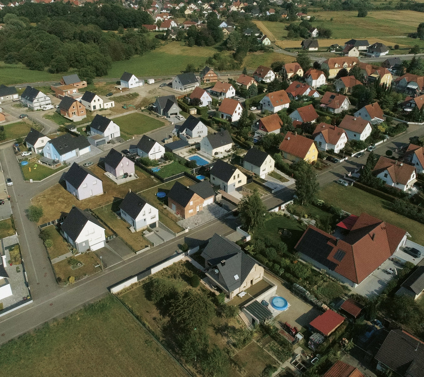 Vente de terrains à Sessenheim