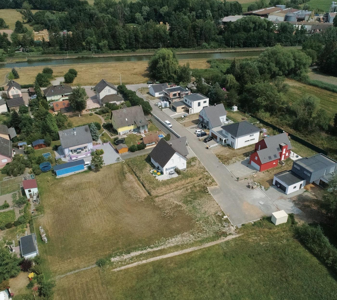 Vente de terrains à Steinbourg